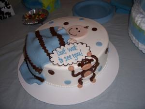 The delicious & adorable cake