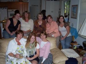 Eric's family