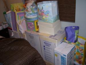 My obscene pile of loot