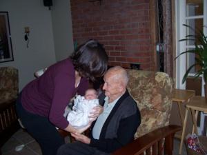 Great Grandpa Cropley