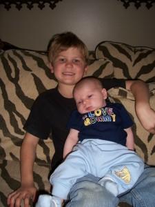 Daniel and Calvin